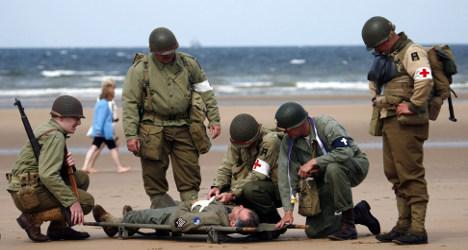 D-Day Anniversary: 'I didn't have a gun'