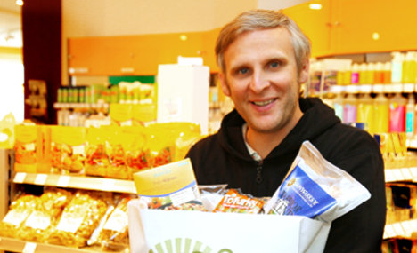 How I built world's first vegan supermarket chain