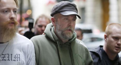 Neo-Nazi Vikernes denies posting racist blogs