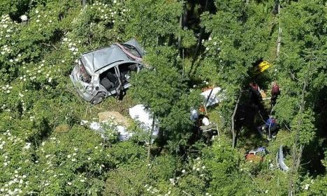 Fifteen dead in Whitsun road accidents