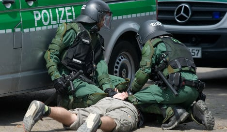 Which German city has the best police force?