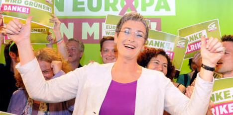 EU Greens elect Lunacek as candidate