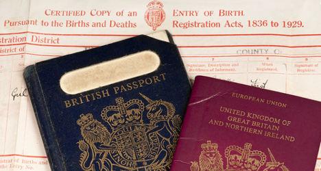UK changes registration of expat births, deaths