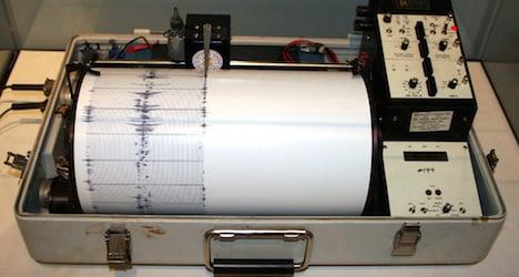 Small earthquake shakes Lower Austria
