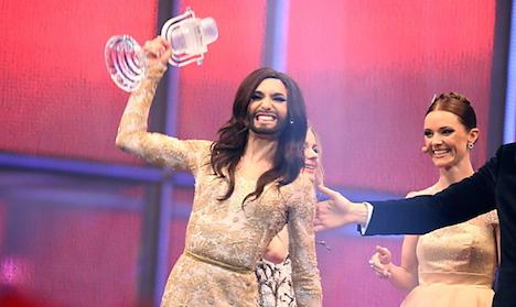 Conchita to headline Stockholm Pride