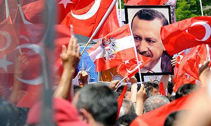 Turkish PM to visit Vienna