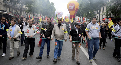 French rail strike slowly runs out of steam