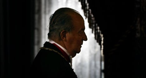 Why the rush to legally shield Spain's 'old' king?