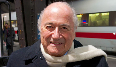 Head of Norway FA calls for Blatter to step down