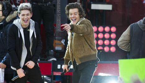 One Direction star wows fans with Swedish skills