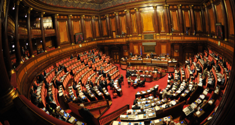Italy's Senate revamp faces uphill struggle