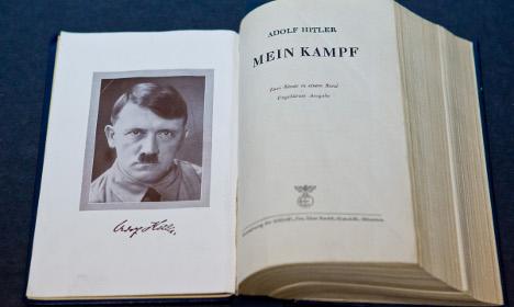 Germany mulls lifting 'Mein Kampf' ban