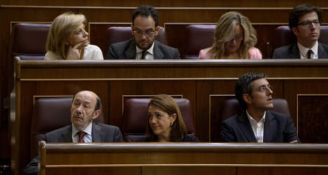 Spain's MPs approve king's abdication