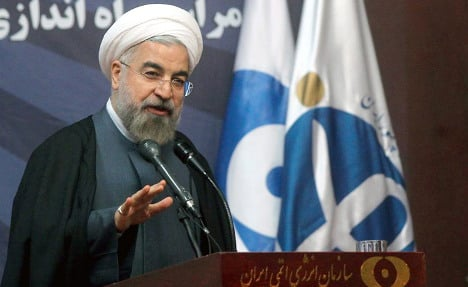 Germany and Iran to hold nuclear talks