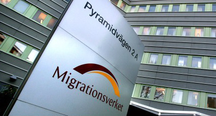Agency hikes Sweden refugee forecast