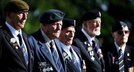 French TV backtracks on pay for D-Day broadcasts