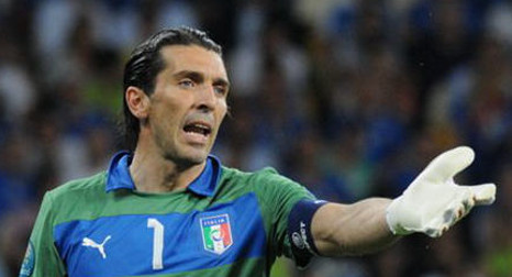 'We're cautiously optimistic about Buffon'