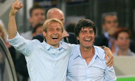 Klinsmann ready for 'emotional' German clash