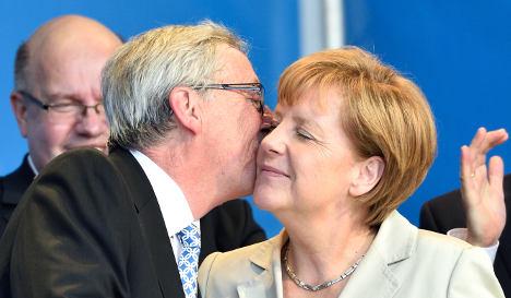 Juncker named next EU Commission president