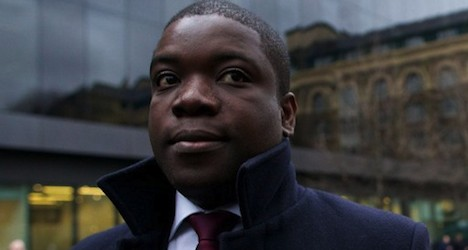 Ex-UBS banker loses appeal of UK jail term