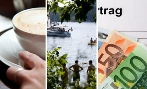 Top ten things you'd miss if you left Germany