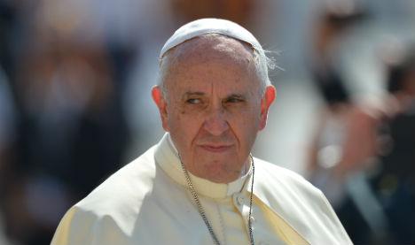 Pope slams Allies over Nazi train line failure