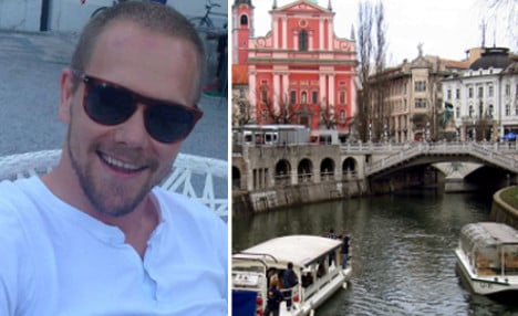 Poker star missing for a week in Slovenia