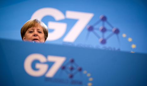 Germany to push for economic reforms in G7