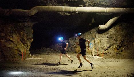 Sweden to host world's first underground run