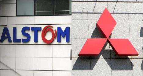 Japanese firm joins battle for Alstom