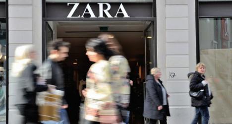 Fast-fashion empire Inditex sees profits dip