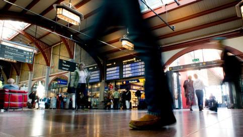 Gothenburg train station evacuated in bomb threat