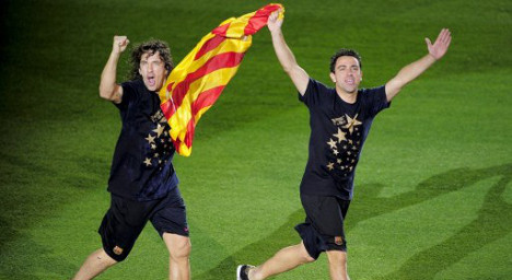 'Catalans won't be happy if Spain wins World Cup'