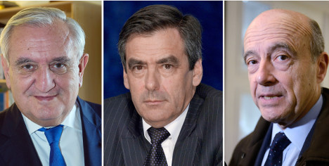 Three ex-PMs bid to save French opposition
