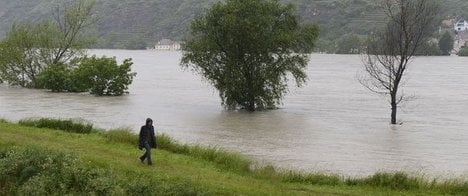 Sixty pesticides in Austrian rivers