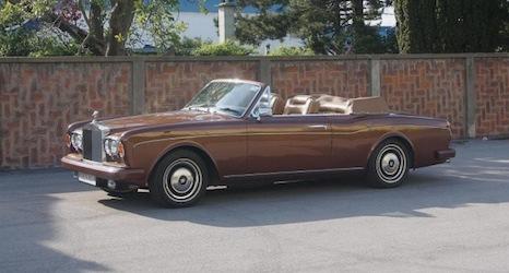 Ten best luxury cars for auction in Vienna
