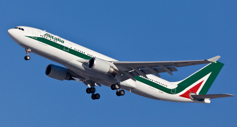 2,200 jobs to go in 'painful' Alitalia shake-up