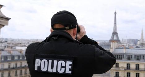 Paris beefs up fight on crime against tourists