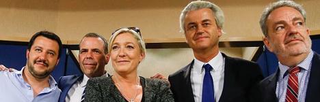 FPÖ fails to form EU group