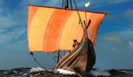 Buy your own Viking warship for just €160,000