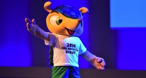 World Cup mascot animal faces extinction: IUCN