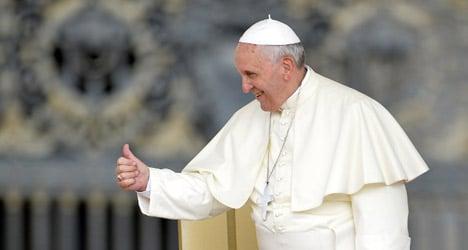 'Spain-Catalonia conflict worries me': Pope