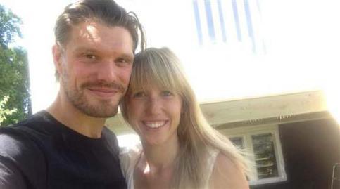 Swedish couple helps beggars buy house