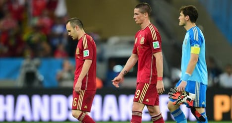 Spain's last game against Oz a matter of pride