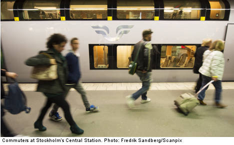 Stockholm trains hit by fresh delays