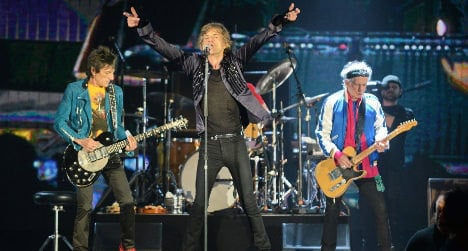 Rome ups concert fee after Rolling Stones row
