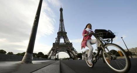 Paris: Seven years of Velib' bikes in 7 stats