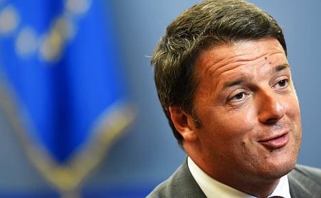 Renzi irked as Mogherini waits to learn EU fate