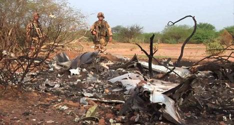 Air Algérie plane was not shot down: France