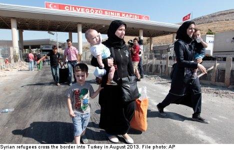Syrians face longer wait for Sweden reunion
